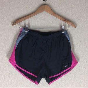 Nike DRI-FIT running shorts, small